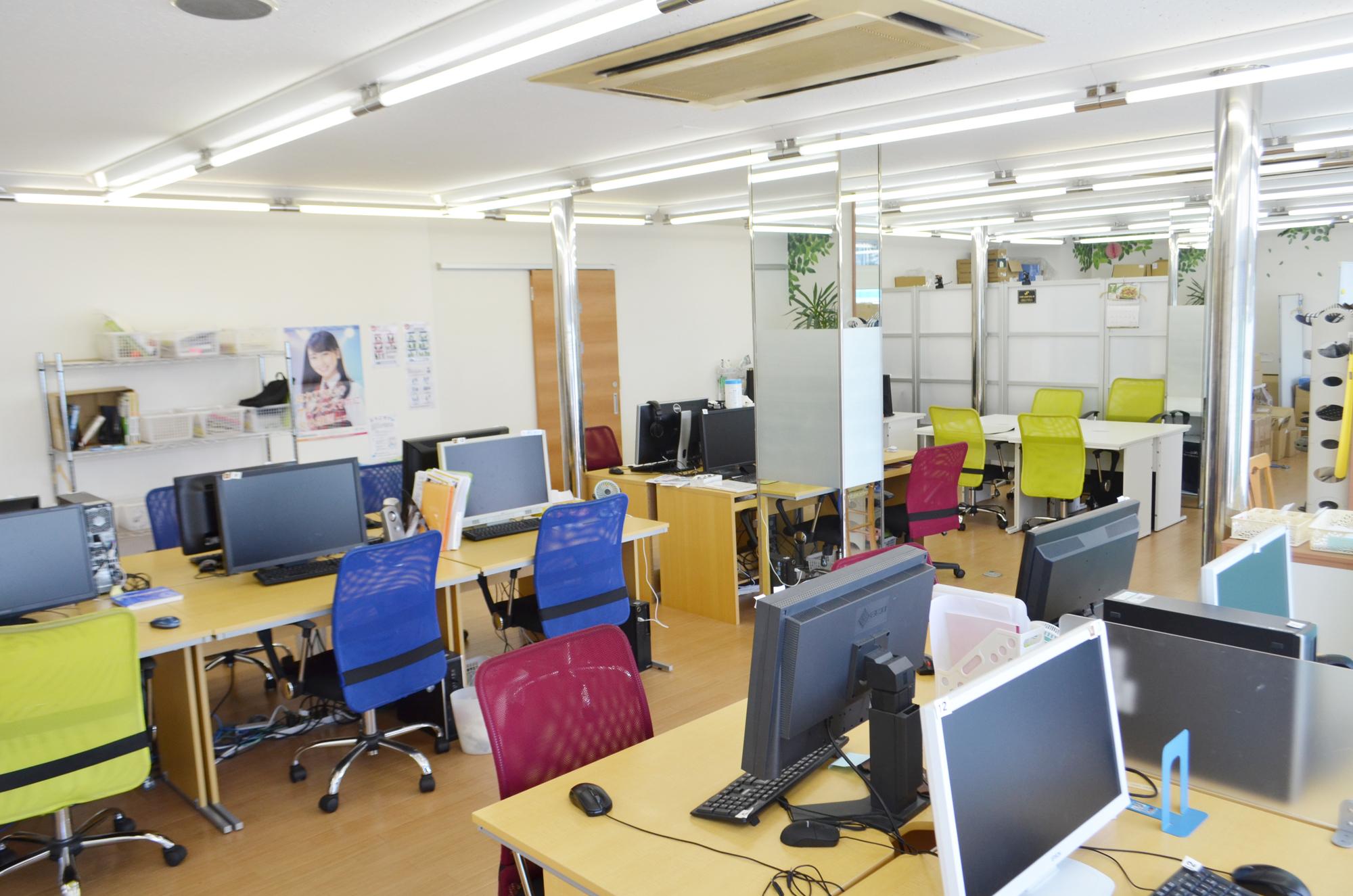 PC作業室